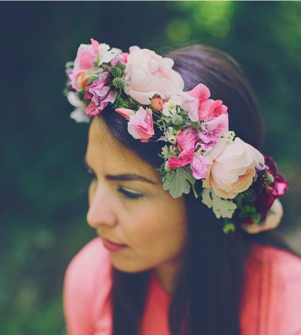 FLOWER CROWN_