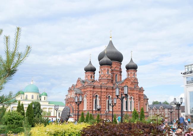 Тула за 1 день глазами туриста (Москва-Тула-Москва)