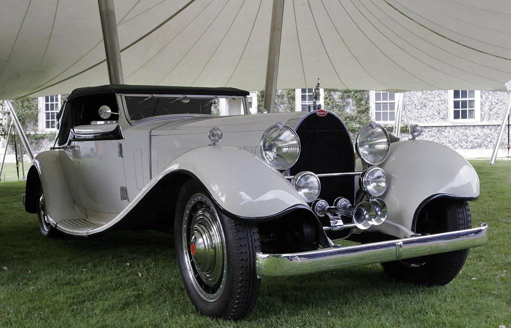 41.121 - Cabriolet Weinberger