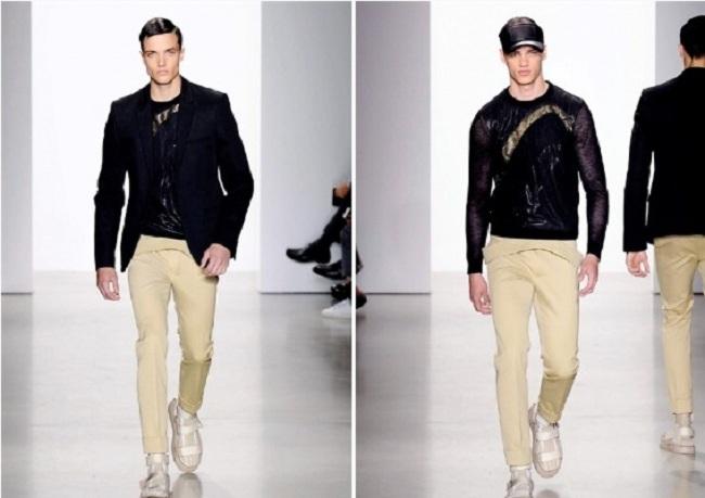 Неделя моды в Милане Весна — Лето 2016: Calvin Klein Collection