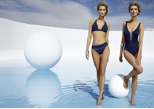 Maryan Mehlhorn: модные купальники 2015 года