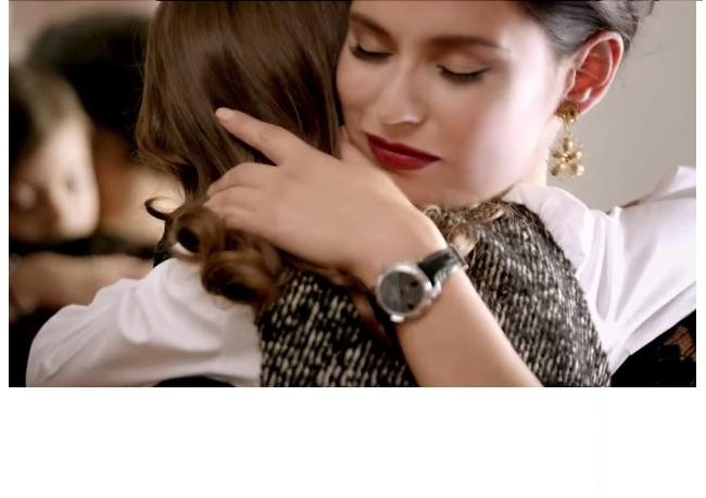 Красивый рекламный ролик Dolce & Gabbana: Matilde!