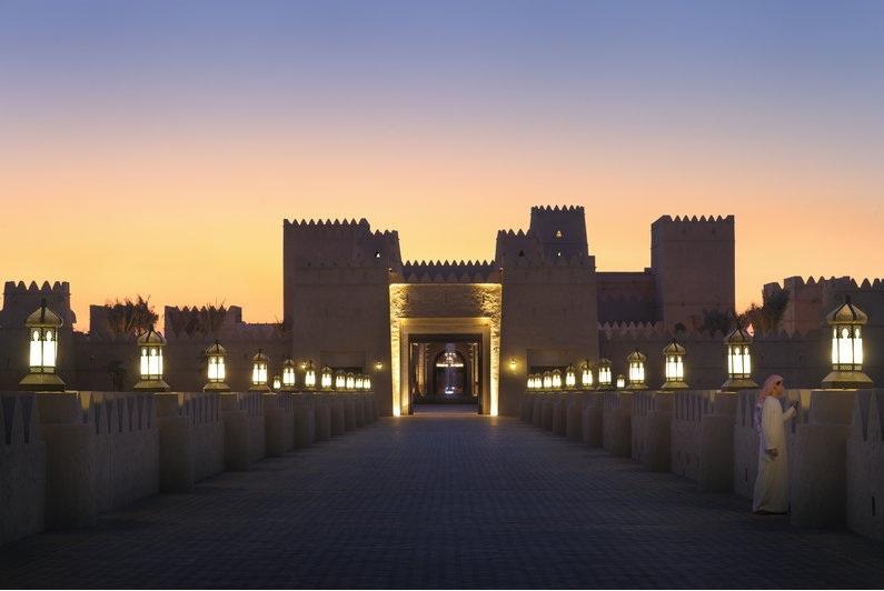 Qasr Al Sarab Desert Resort by Anantara_1