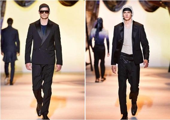 Неделя моды в Милане Весна — Лето 2016: Versace