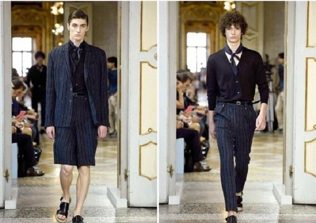 Неделя моды в Милане Весна – Лето 2016: Corneliani