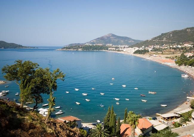 Лучший пляж Европы: Бечичи – жемчужина Адриатики