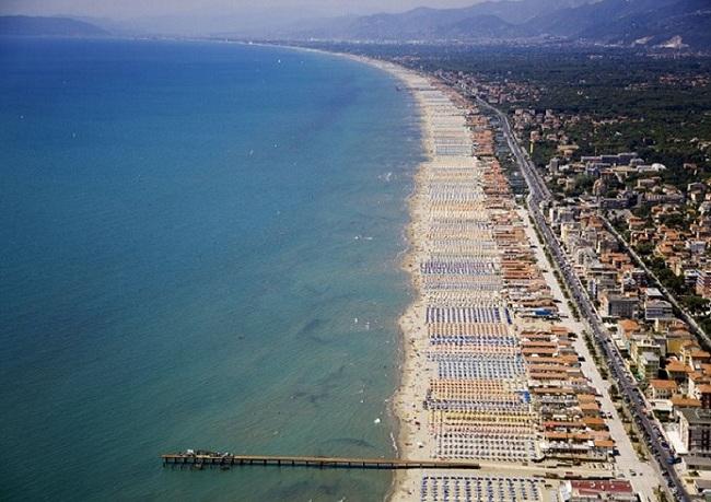 Пляжный отдых – Форте дей Марми (Италия)