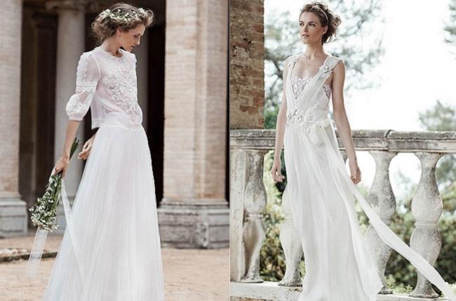 Alberta Ferretti Forever 2016: коллекция свадебных платьев