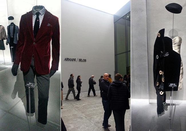 В Милане открылся музей Джорджио Армани – ARMANI / SILOS