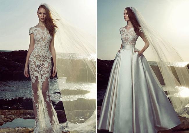 Свадебная мода: Zuhair Murad Весна-Лето 2017