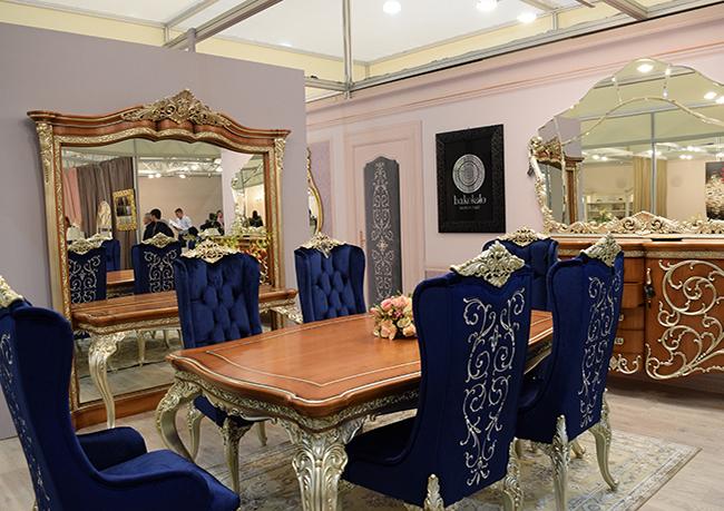 Дизайн интерьера: выставка i Saloni WorldWide Moscow