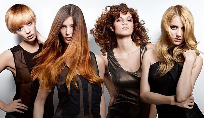 Топ -17: Модные тенденции цвета волос 2017