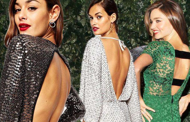 1a9bdf6d74b Как носить платье с открытой спиной - Eleganty - сайт об элегантности