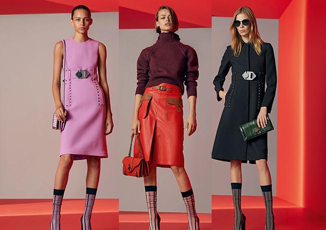 Bottega Veneta коллекция: RESORT 2018