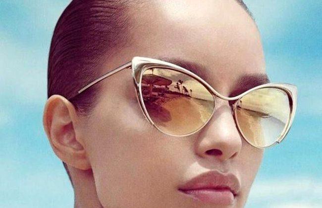 Очки ray ban форма лица