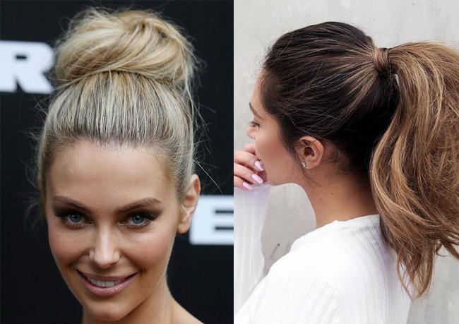 Топ-26: Модная прическа для волос средней длины