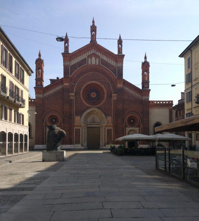 Неделя Дизайна в Милане 2019